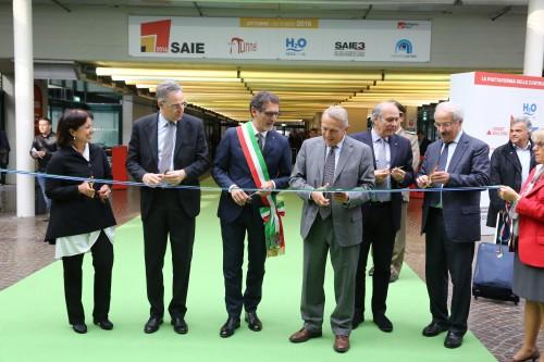 Al via SAIE 2016 con il convegno inaugurale dedicato a Casa Italia