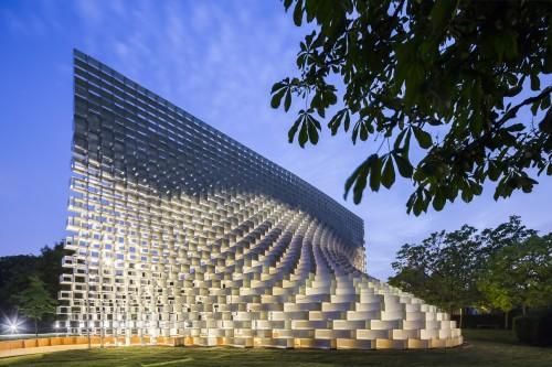 Le cartoline dell'estate londinese: Serpentine Pavilion e Tate Modern