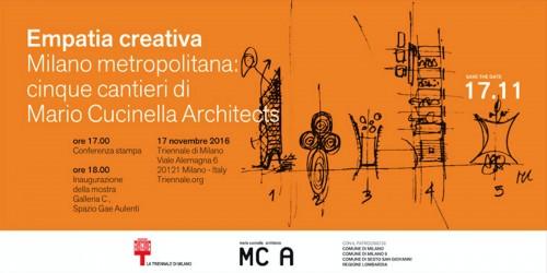 Empatia Creativa: i cinque progetti milanesi di Mario Cucinella Architects