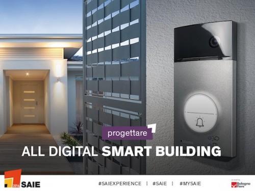 Infrastrutture elettriche e digitali dell'edificio a portata di smartphone