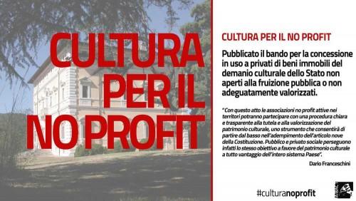 Cultura per il no profit. Cercasi associazioni per gestire 13 gioielli del patrimonio italiano