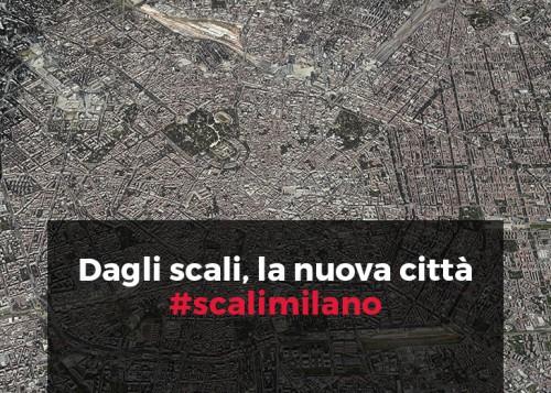 Dagli scali, la nuova città: progetto partecipato FS Sistemi Urbani e Comune
