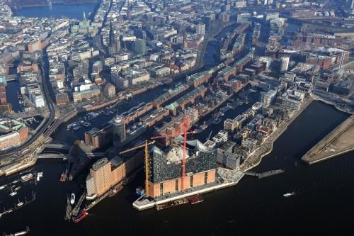 HafenCity, lo sviluppo del porto di Amburgo raccontato in un libro