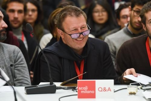 Cino Zucchi per Scali Milano: Siano luoghi che uniscono, con spazi vitali e verde urbano