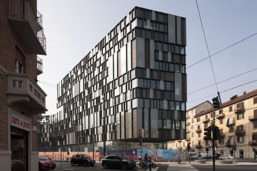 Amazing case fabbriche spazi per la cultura in italia nel for Case progettate da architetti