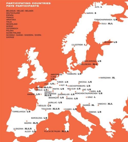 Al via Europan14 dedicato alle