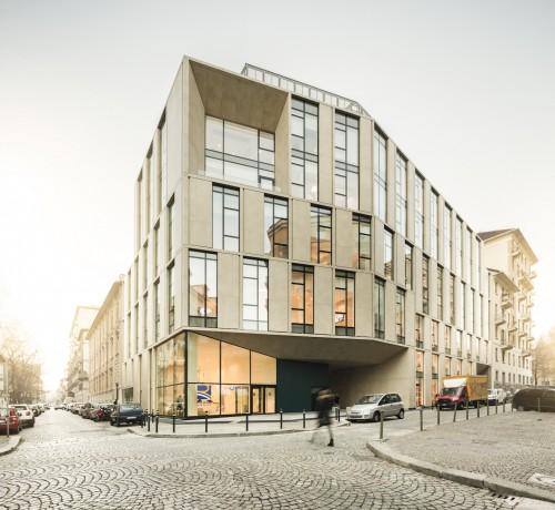 Rigenerazione con i privati a Torino: Iotti+Pavarani e Artecna per l'headquarter Reale Group