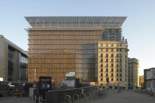 Bruxelles, progetto made in Italy per un'Europa trasparente