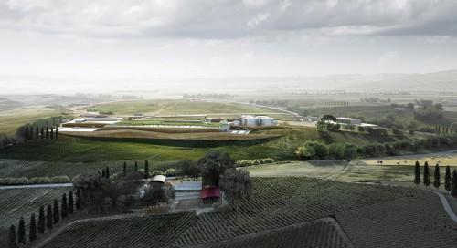Da discarica a fabbrica del futuro: Cucinella firma la rigenerazione del polo di Scapigliato