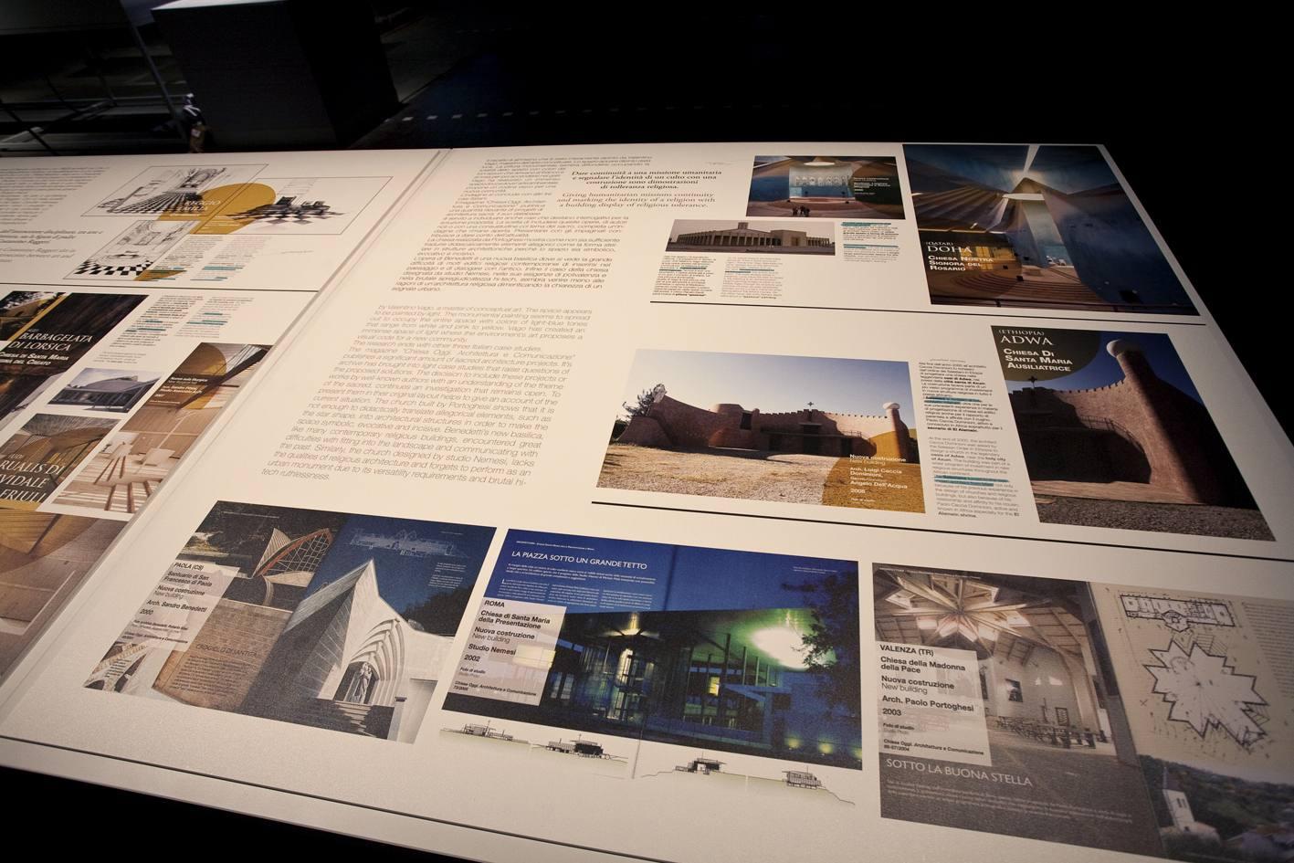 Viaggio nell'architettura sacra degli ultimi 40 anni: i modelli virtuosi e gli insuccessi