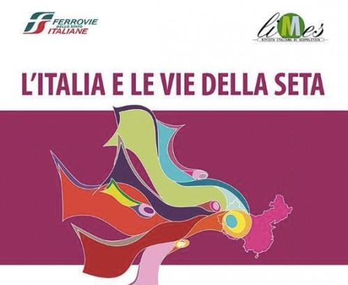 Le nuove vie della seta, il contributo italiano con FS