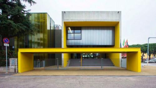 Design, colore ed efficienza, così rinasce la scuola veronese