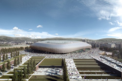 Arup spiega come sarà lo stadio della Fiorentina: integrazione contenuto e contenitore