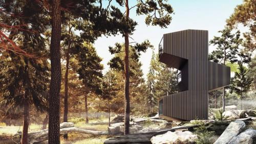 Qualità low cost, lo studio sloveno Ofis arhitekti porta al fuorisalone la