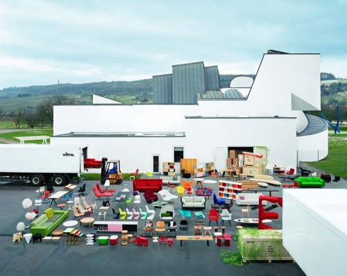 Project Vitra: il racconto di un'istituzione per l'architettura e il design