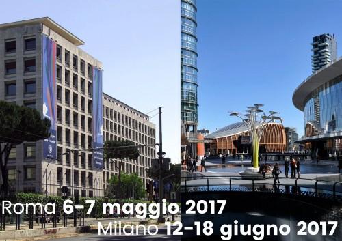 Appuntamento a Roma a maggio con OpenHouse, a Milano con la Arch Week a giugno