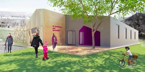 Ristorazione ed edilizia, ecco le nuove frontiere di Ikea che costruisce una scuola post sisma