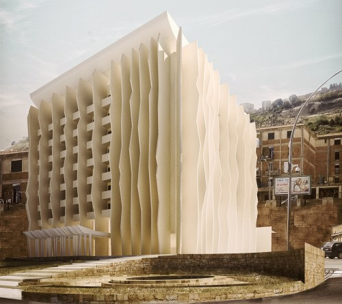 Enna, dopo la maxi-biblioteca l'Università investe in una residenza per studenti