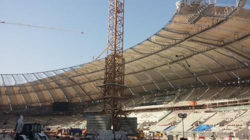 Maffeis Engineering: l'ingegneria italiana che firma gli stadi nel mondo
