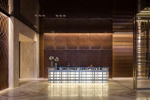 Interior design con Iosa Ghini a Mosca per la società Capital Group